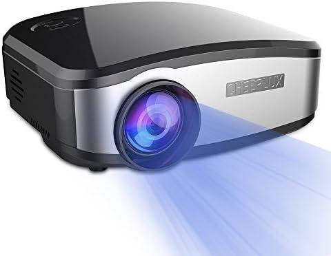 Proyector, Yokkao HD LED 2600 lúmenes (MAX) 800 x 480 2000: 1 ...