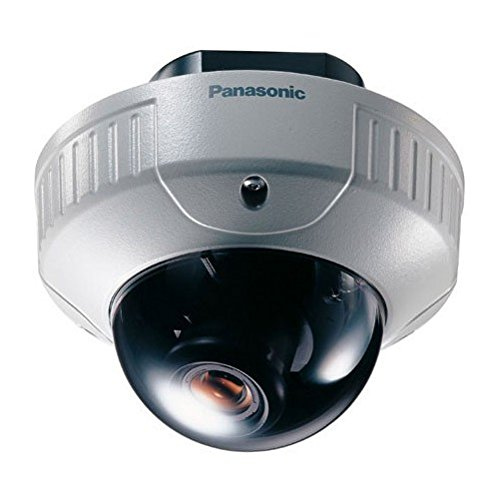 Panasonic Cctv (By-Panasonic Security Surveillance Camera, High-res Video Night Vision CCTV Camera Small)