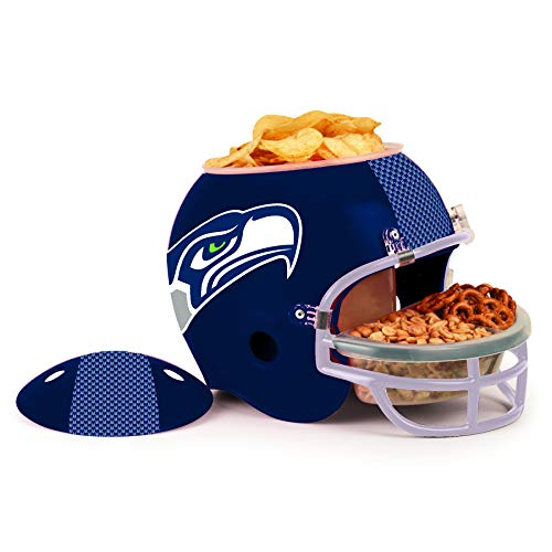 (NFL Seattle Seahawks Snack Helmet)