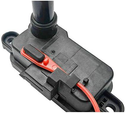 Stellelement f/ür die Tankklappe 4L0862153D,Auto Motor Stellelement Tankklappe Schiebet/ür Sperren kraftstoffklappe t/ür/öffnersperre aktuator motor