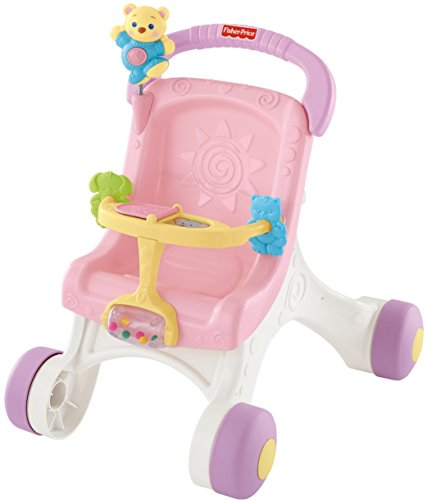 Fisher-Price Stroll-Along Walker