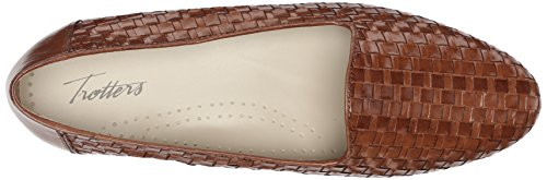 Brown Mujer Trotters de Medium Loafer la Liz 6xqaXwa0p