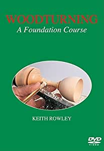 Woodturning: A Foundation Course DVD