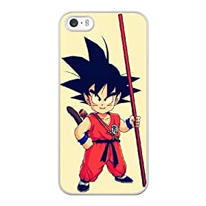 Generic Fashion Hard Back Case Cover Fit for iPhone 5 5S Cell Phone Case white Dragon Ball FEW-7907507