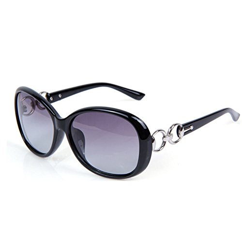 SnikFish Explosion Models Polarized Fashion Big Box Women Retro Fashion Sunglasses - Sunglasses Marc Robert