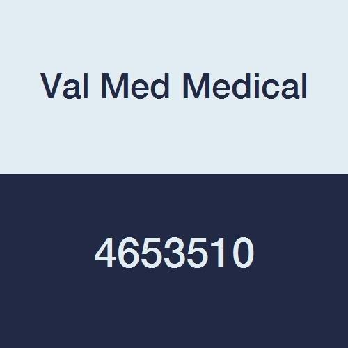 Val Med Medical 4653510 Back Support Belt, White, Shoulder Straps, XX-Large (Pack of 12) by Val Med Medical (Image #1)