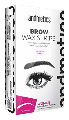 wax strips for eyebrows - 8