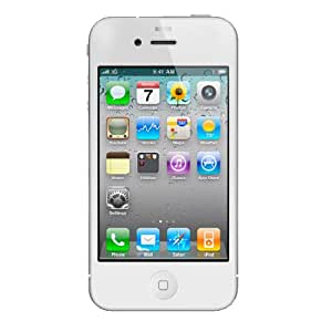 Apple iPhone 4 32GB Color blanco - Smartphone (TFT, 960 x 640 Pixeles, 800:1, Multi-touch, No compatible, LED)