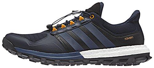 adidas Herren Raven M Laufschuhe, Azul / Naranja (Maosno / Azumin / Eqtnar), 46 2/3 EU