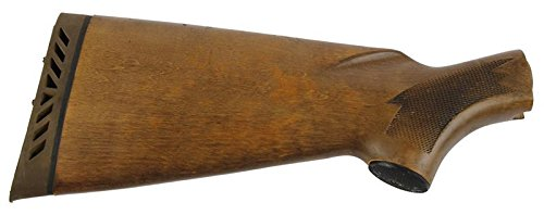 Numrich Gun Parts Corp. Mossberg 500 Stock, Checkered Walnut, 12 (Checkered Walnut)