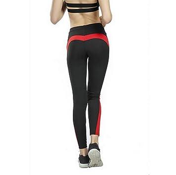 HW Pantalones De Yoga - Fitness Y Yoga: Amazon.es: Deportes ...