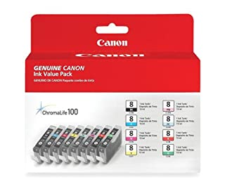 Canon CLI-8 8 Color Multi Pack Compatible to Pro9000, Pro9000 Mark II (B000IBPD0S) | Amazon Products