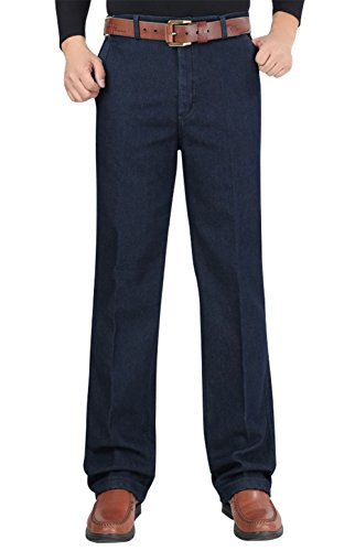 Rugged Wear Men's Woodland Thermal Jeans ()