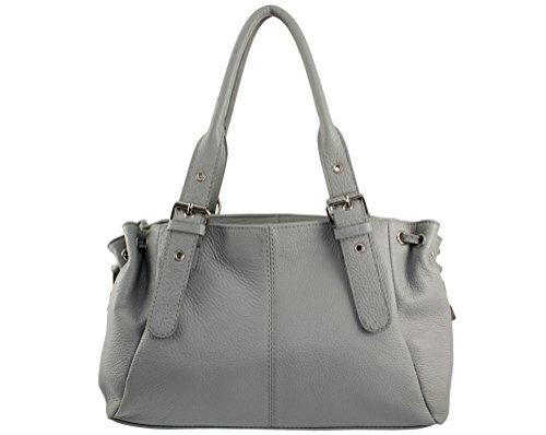 Plusieurs à cuir sac sac maria Clair main a femme Coloris italie sac sac Sac a a maria main sac main Maria cuir sac a cuir main main Gris wqvPCdX
