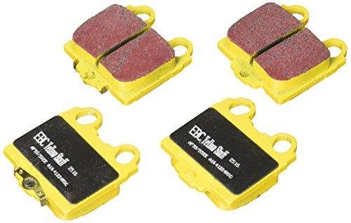 EBC Brakes DP41224R Yellowstuff Street and Track Brake Pad (Is300 Brake Pads)