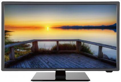 Manta super slim Digital Freeview Televisión. Doble voltaje 12 V y 230 V uso. 16