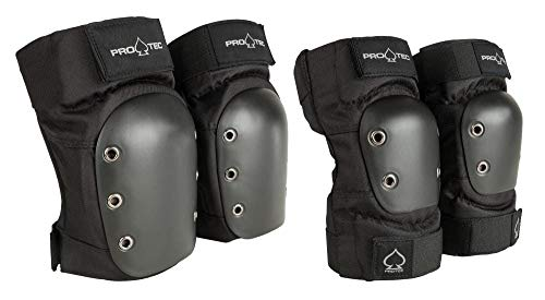(Pro-Tec - Street Knee and Elbow Pad Set, XL)