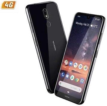 Nokia 3.2 Dual SIM Smartphone (15,9 cm (6,26 Pulgadas), cámara Principal de 13 MP, 2 GB de RAM, 16 GB de Memoria Interna, Android 9 Pie): Amazon.es: Electrónica