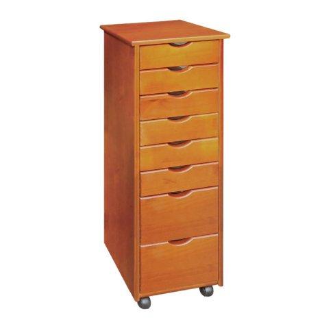 Adeptus 8-Drawer Mobile Storage Cart