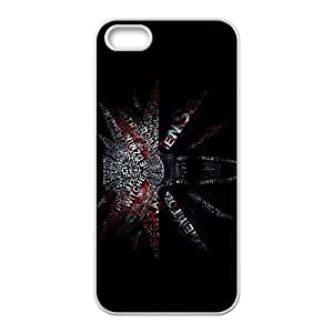 The Witcher For iPhone 5, 5S Csae protection phone Case FX223218