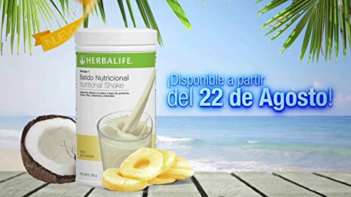 Amazon.com: Herbalife Formula 1 Healthy Meal Nutritional Shake Mix: Piña Colada 750 g: Health & Personal Care