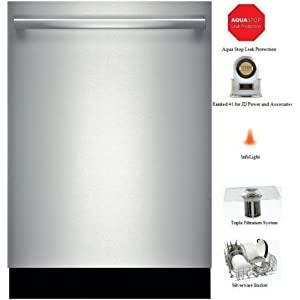 Top Rated Bosch Dishwasher