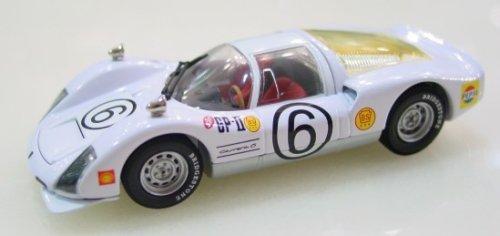 1/43 ポルシェ 906 カレラ6 1967年 日本GP PEPSI #6(ホワイト) 「RACING CAR COLLECTION」 43371