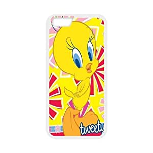 Tweety bird cartoon series protective case cover For Apple Iphone 6 plus 5.5 inch screen CasesDSREW9700336