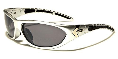 X-Loop Solo Sonnenbrillen - Sport - Radfahren - Skifahren - Laufen - Autofahren - UV400 (UVA & UVB)