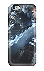 Best Excellent Iphone 6 Plus Case Tpu Cover Back Skin Protector Metal Gear Rising 4ZPYWP02DVOAVYLY