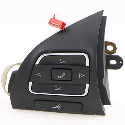 vw steering wheel controls - 3