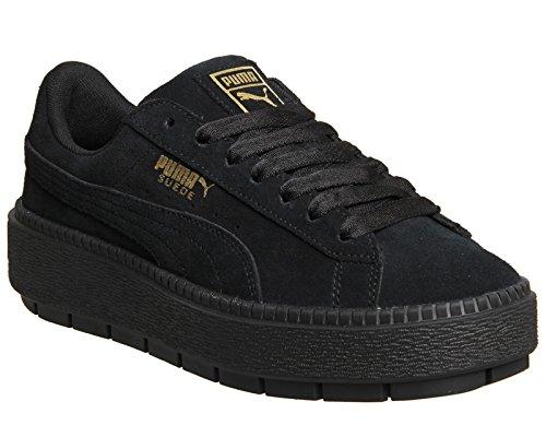 Verde Puma Nero Platform Sneakers Trace qw66tRf4