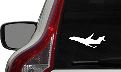 Costume In Film Definition (Airplane Silhouette Version 3 Car Vinyl Sticker Decal Bumper Sticker for Auto Cars Trucks Windshield Custom Walls Windows Ipad Macbook Laptop and More (WHITE))
