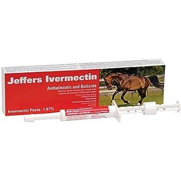 Jeffers horse wormer