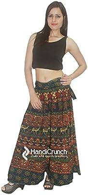 Exportaciones hechas a mano Falda larga para niñas Falda larga de ...