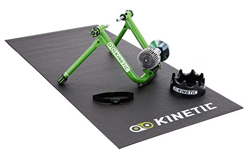 Kinetic Bicycle Trainers - Kinetic Road Machine Smart Power Training Pack, One Size, Green
