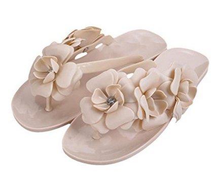 para Fashion diseño Mujer 38 Playa Yellow de Zapatillas 2 de Apricot Flores wiBille 4 qRwIgZZ