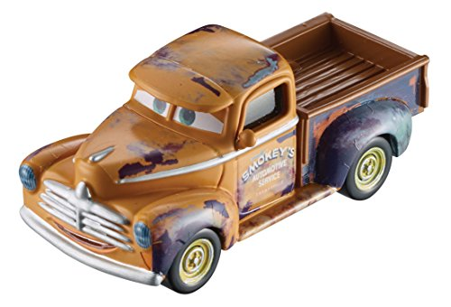 Disney/Pixar CARS 3 - Details & Downloadable Activity Sheets #Cars3 - Disney Cars Pixar Die-Cast Smokey Vehicle