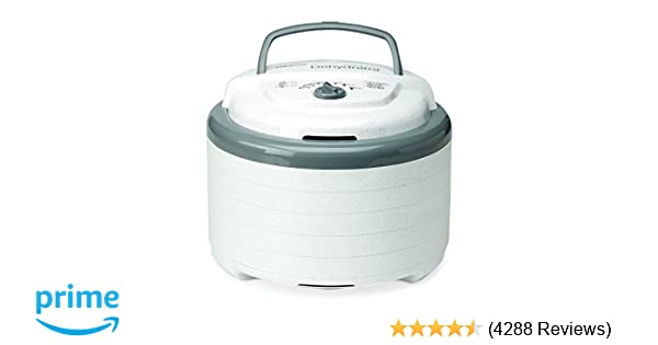 Amazon com: NESCO FD-75A, Snackmaster Pro Food Dehydrator