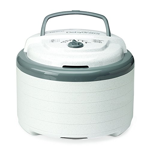 Nesco FD-75A Snackmaster Pro Food Dehydrator, White – MADE IN USA