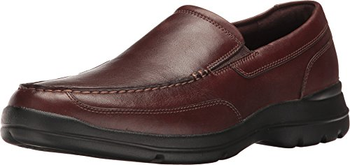 Rockport Men's Junction Point Slip-On Chocolate Shoe ()
