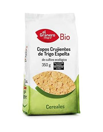 Copos Crujientes de Trigo Espelta Bio, 350 g El Granero Integral ...