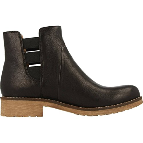Botas para mujer, color Negro , marca GEOX, modelo Botas Para Mujer GEOX D NEW VIRNA Negro Negro