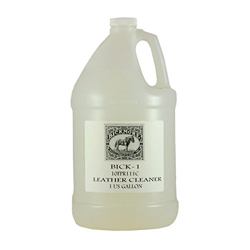 Bick 1 Leather Cleaner Gallon (1 Cleaner Bick Leather)
