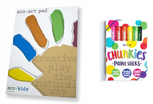 paint-set-for-toddlers-and-preschoolers-with-eco-kids-art-pad-and-chunkies-quick-drying-paint-sticks