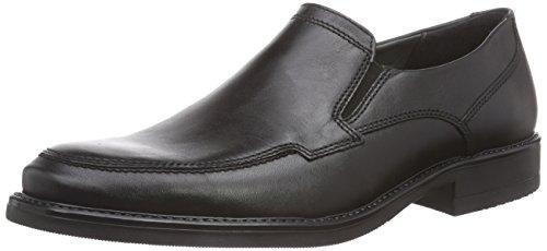 FRETZ men Robbie - Zapatillas de casa de Cuero Hombre negro - (51 noir)