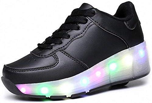 Children's fashion LED Adjustable shoes