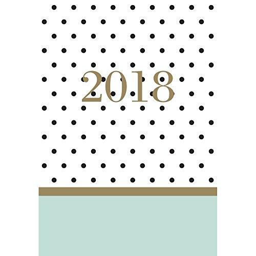 Polka Dots Mint 2018 Agenda