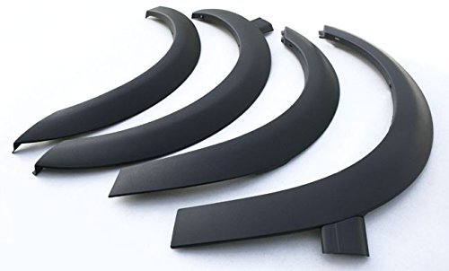 OriginalEuro Euro Fender Flares Wheel Arch Moulding Trim Spoiler for VW Golf Jetta MK3 3 Vento