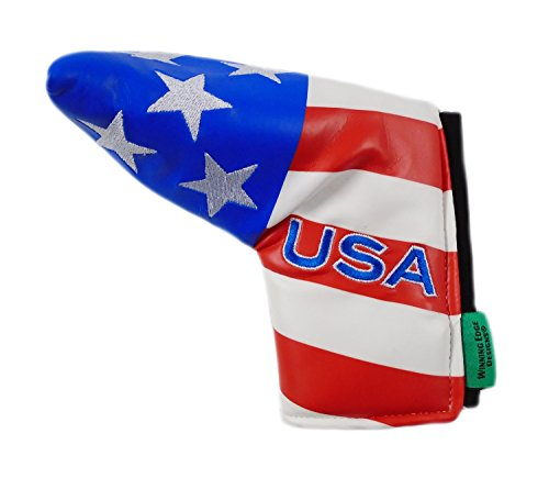 Patriotic USA Putter Cover ()
